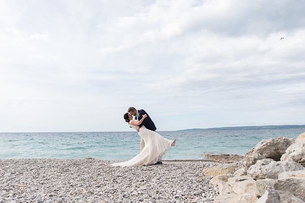 Nicole + Zach Wedding Inn at Bay Harbor