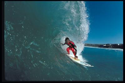 Surfing - 3072k x 2048k @ 72 DPI
