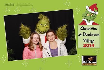 Christmas at Dunderave Village 2014