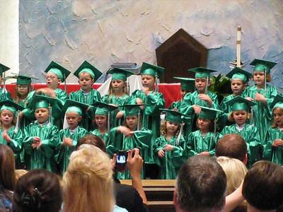 Kate Totten Hall Graduation 2010