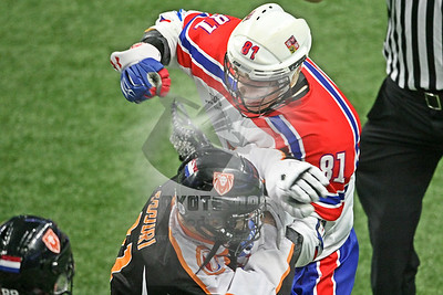 9/28/2019 - 7th Place Game - Netherlands vs. Czech Republic - Langley Events Centre (Arena), Langley BC, Canada