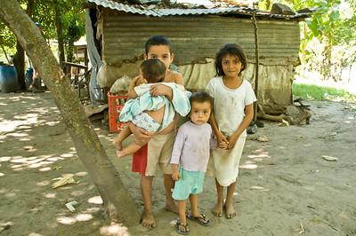 Poverty housing