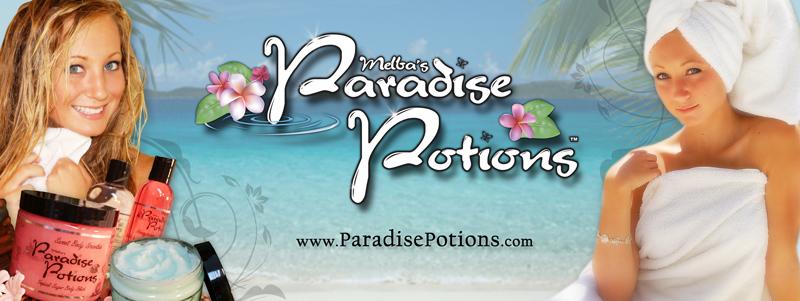 Paradise Potions - Print Ad