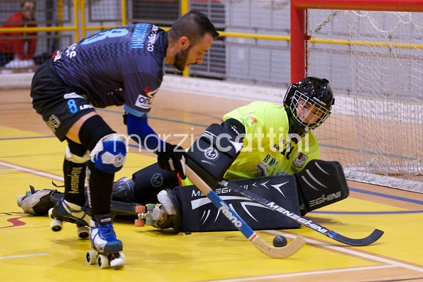 Correggio Hockey vs Hockey Valdagno 1938