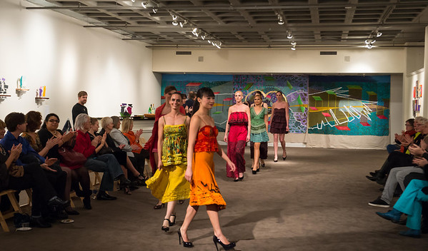 Dova Silks & glam.spoon at Gallery Context Seattle Design Center