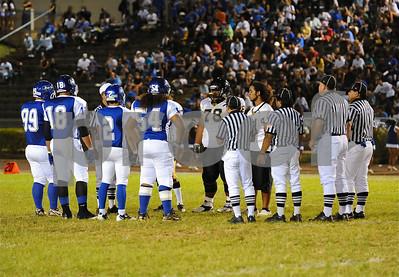 "08-13-10 Moanalua Varsity ""vs"" McKinley High School  (28-20)"