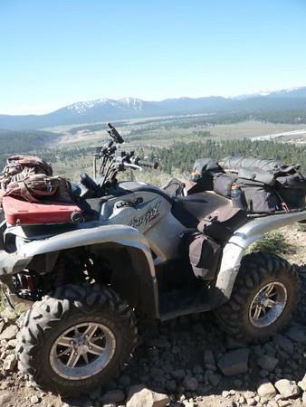 Boca Hill Russel Valley Ride