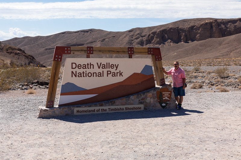Death Valley NP July 2018