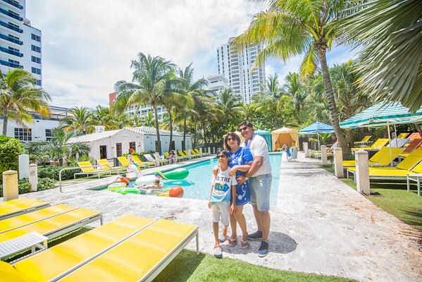 Narula Family Florida Visit