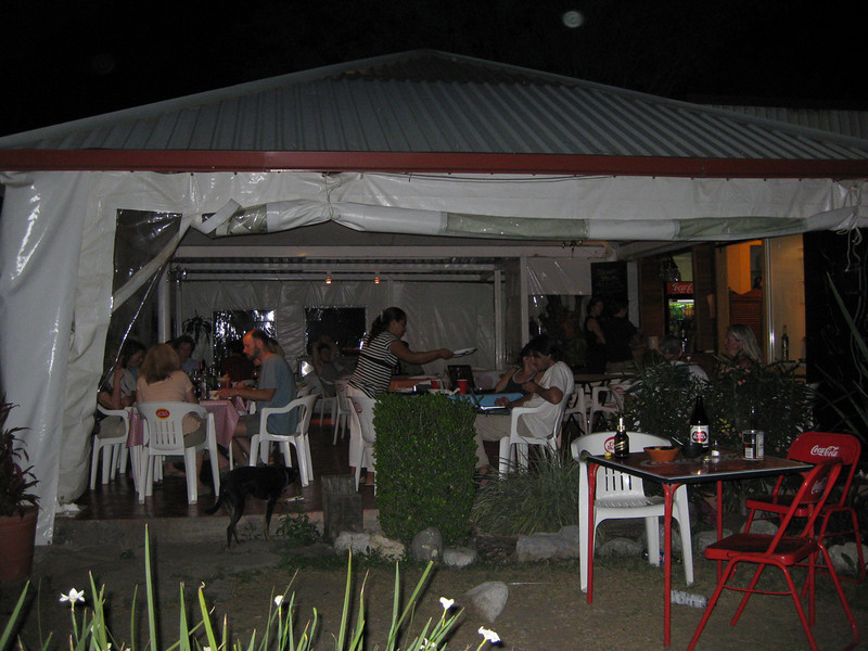 The Restaurant at the Camp