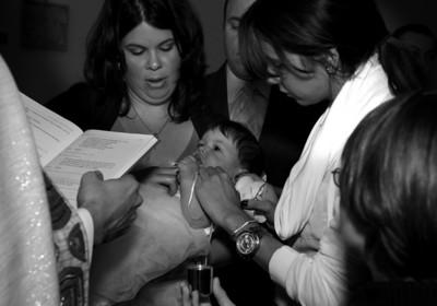 Savannah Baptism