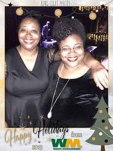 Waste Management Holiday Party 2019