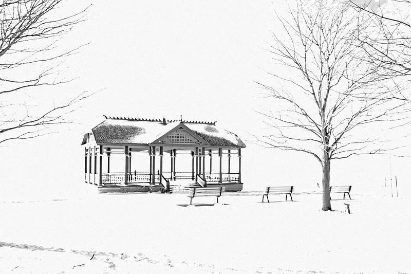 High Key Winter, Kingston Ont