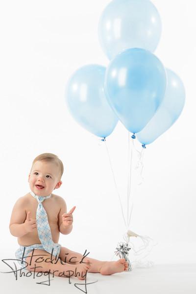 Baby Brandt One Year