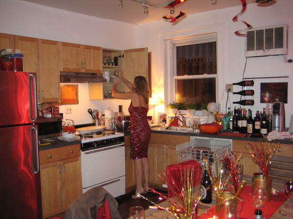 """<span style=""""color:#ff3388"""">New Year's Eve 2008!</span>"""