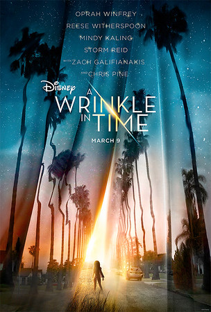 A WRINKLE IN TIME makes big debut at #D23Expo with Oprah, Witherspoon, Kaling and more