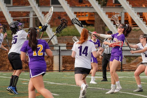 Girls Varsity Lacrosse v Chantilly 3/30/19