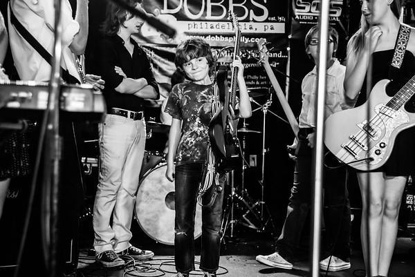 School Of Rock Philly - Arena Rock - Legendary Dobbs - August 3, 2013