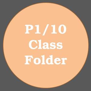 P1/10 ACTIVITIES