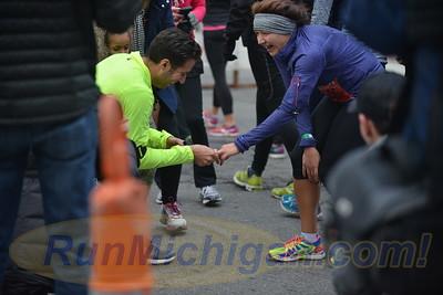 Intl. Half Finish, Gallery 3 - 2015 Detroit Marathon