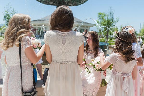 Kristen and McKay Wedding