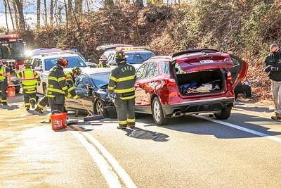 11-29-2020 MVA With Injuries, Bear Mountain Bridge Road