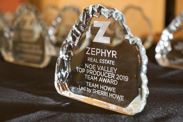 Zephyr - Top Producers Awards - 2019