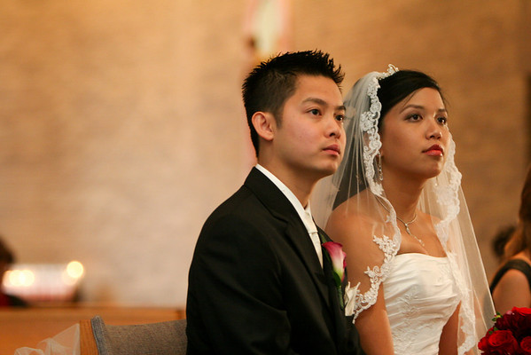 Katrina & Khoa at Fort Belvoir