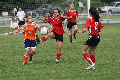 U14 Girls- Far Post vs. Extreme Force