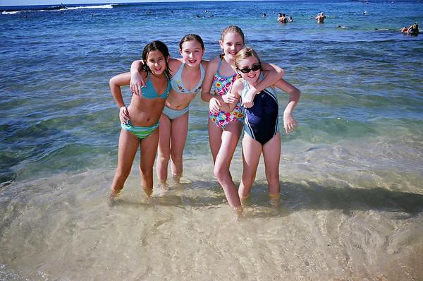Hawaii - Christmas 2006