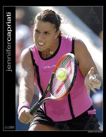 2004 US Open - Jennifer Capriati [USA]