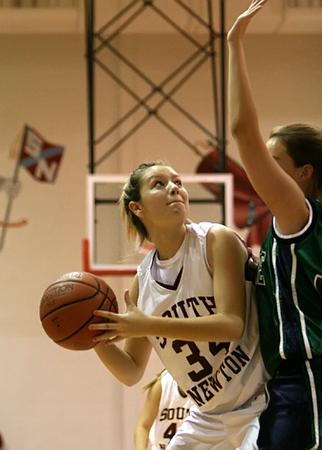 SNHS Girls Basketball vs FW Keystone 2007