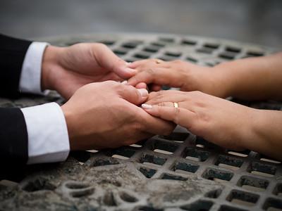 Joseph & Esther's Actual Wedding Day