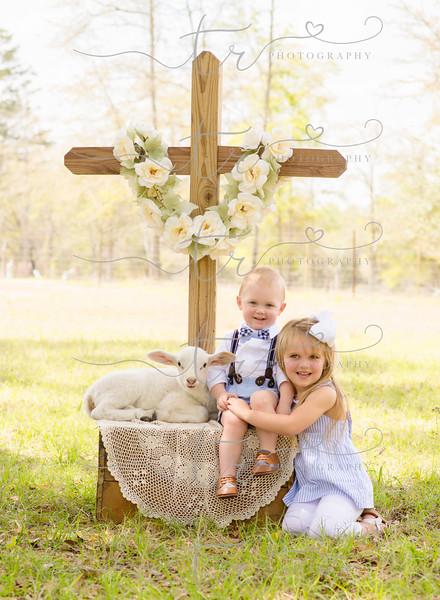 Emma & Jayce~Little Lamb