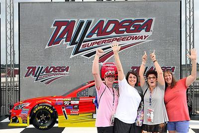 NASCAR Green Screen Photo Booth Honda