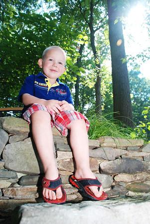 Nicholas Mason - 3 Years Old