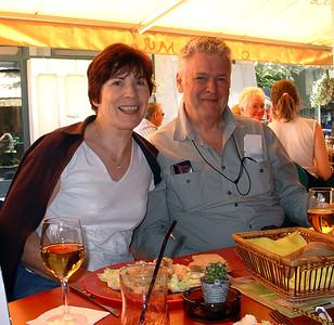 2005 Mike & Jackie Visit