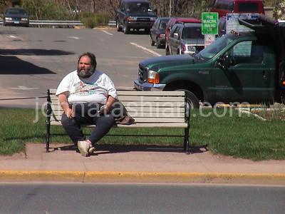 Street Scenes - April 26, 2001