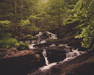 Monastery Brook Falls