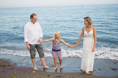 Family Photo Shoot - Marbella