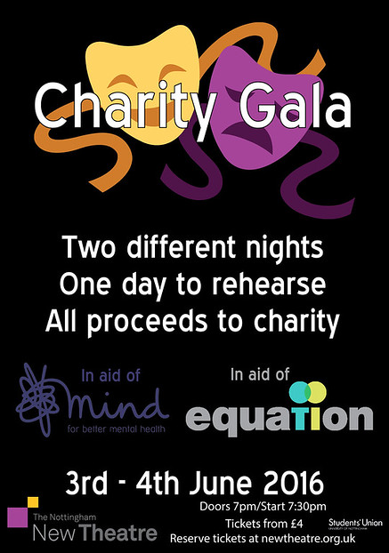 Charity Gala poster