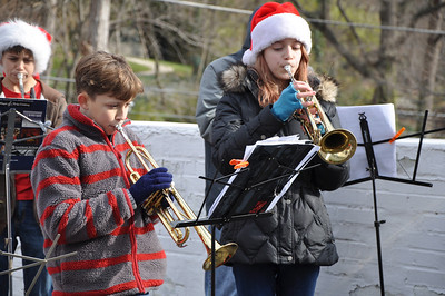 2011 Brassy Holidays in Old Takoma