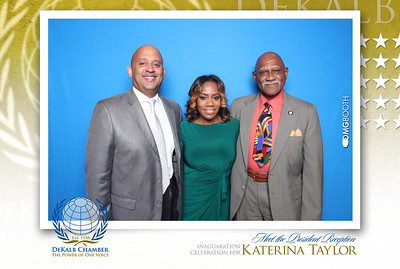 2014.10.28 Meet the President | Honoring Katerina Taylor