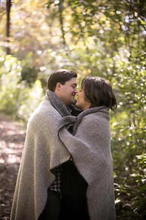 Rachel and John's Engagements