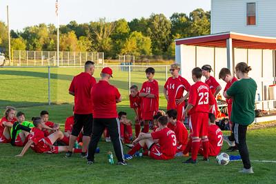 Boys JV Soccer - 9/26/2019 Hart