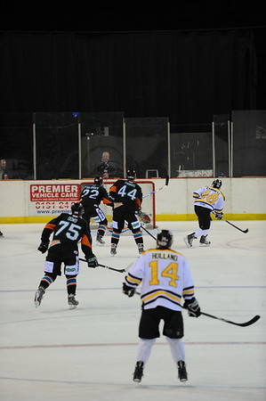 MobilX Vipers vs Sheffield Steelers 30th Aug