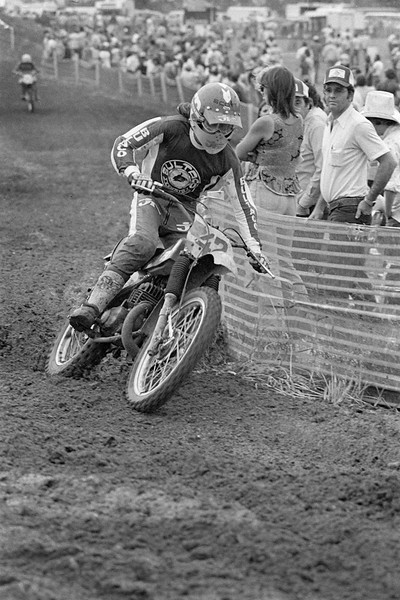 # 42 Kenny Zahrt - Bultaco