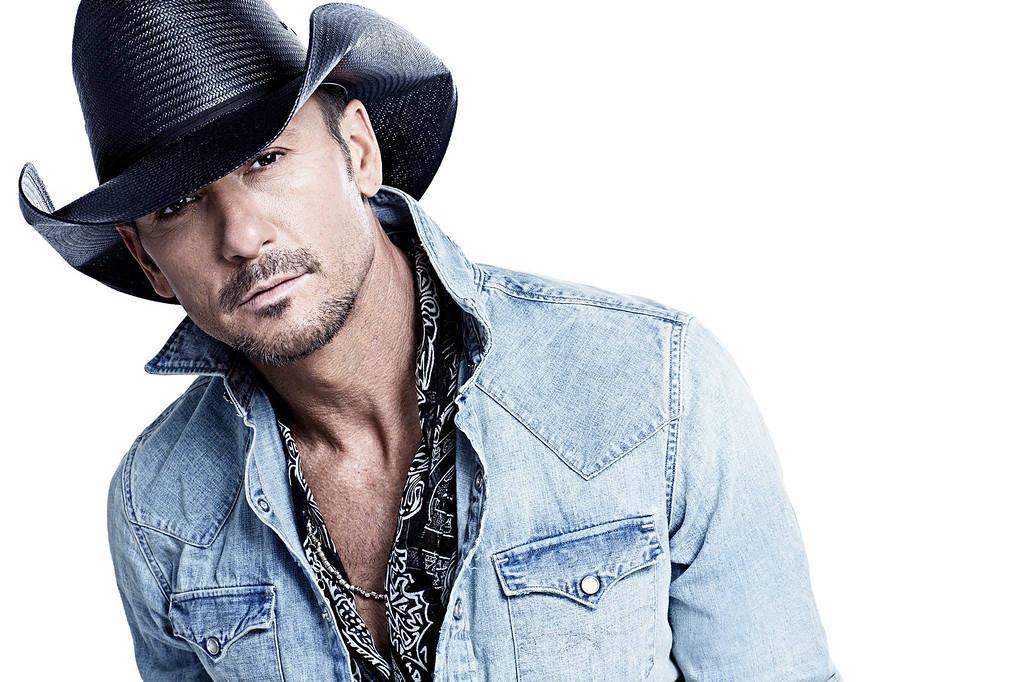 . Tim McGraw