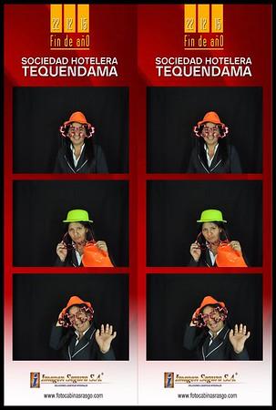 Sociedad Hotelera Tequendama (Fin de Año)