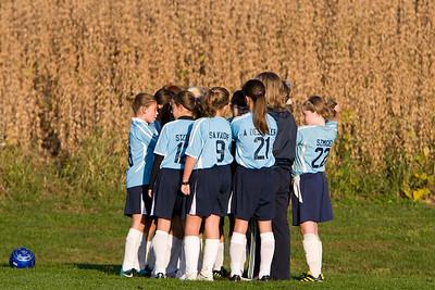 U-11 Girls - Western Lehigh Fall Fest Tournament - October 9-10, 2010